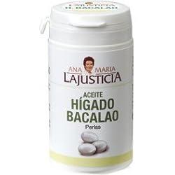 Ana Maria La Justicia Hígado Bacalao - 90 Cápsulas