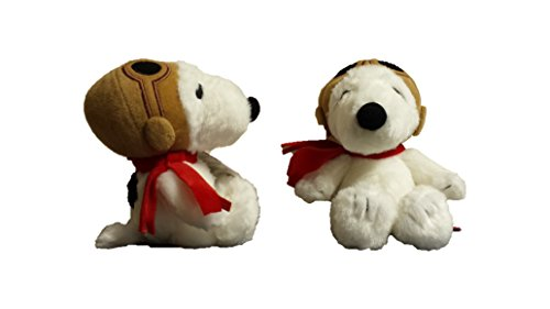 (Peanuts Snoopy Flying Ace 7.5In Pilot)