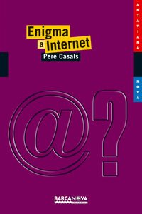 Enigma a Internet (Llibres Infantils I Juvenils - Antaviana - Antaviana Blava)