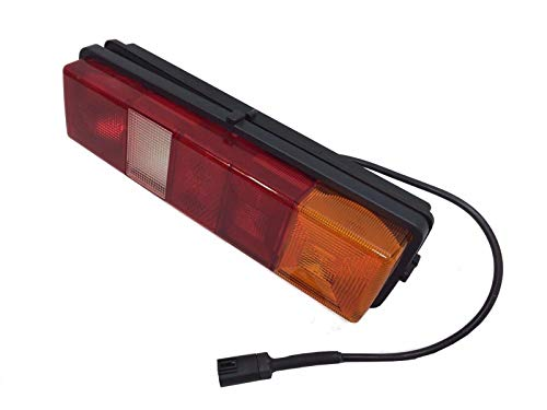 4936 FORD TRANSIT TRUCK // LUTON FITS 2006 TO 2014 NEW REAR LIGHT LENSE
