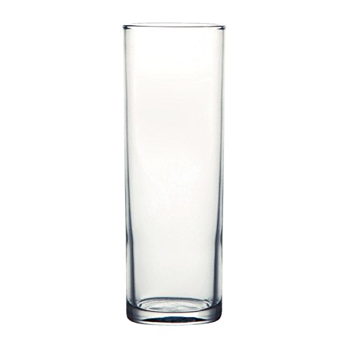 Luminarc Tubo - Set de 6 vasos tubo altos, de 33 cl