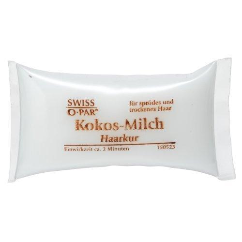 5Pack Swiss O Par Kokos-Milch Reise-Haarkur 5x25ml