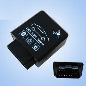 No Wiring Advance OBD II Realtime GPS Car Tracker + Engine Diagnostic with Free 1 Year Subscription