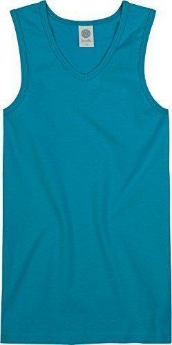 Sanetta Unterhemd Single Jersey königsblau Größe 152