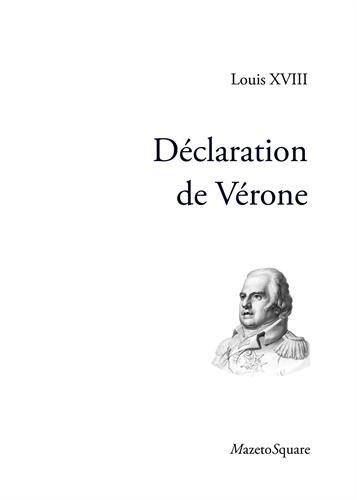 Déclaration de Vérone
