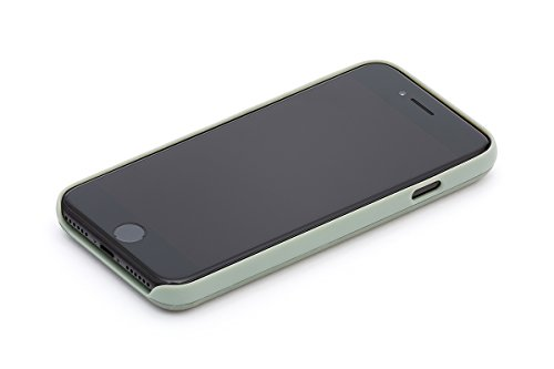 Bellroy iPhone 8 Plus / 7 Plus Phone Case - 3 Card aus Leder, Farbe: Eucalyptus Eucalyptus
