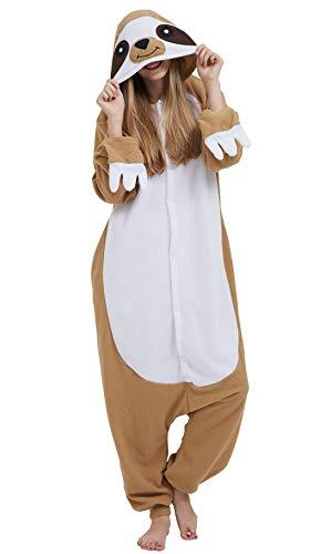 Pijama Animal Entero Unisex Adultos Capucha