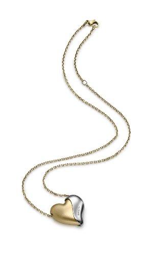 Breil – Collana da donna in acciaio inox, Heartbreaker, TJ1428, acciaio inossidabile, colore: acciaio, cod. TJ1428