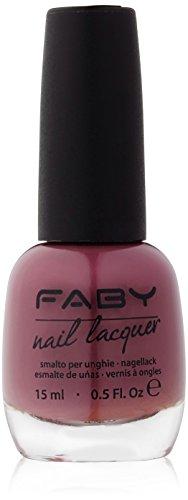 Faby Nagellack Jacqueline D'Antibes, 15 ml