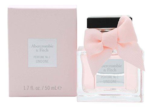 Frauen Parfum Abercrombie Für (Abercrombie & Fitch No.1 Undone Eau de Parfum 50ml Spray)