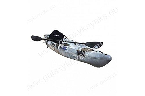 Galaxy Kayak de Pesca Blaze Kayak (Camo Nieve)
