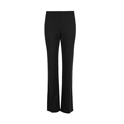 MISS n MAM Damen Hose schwarz schwarz Gr. 48, schwarz -