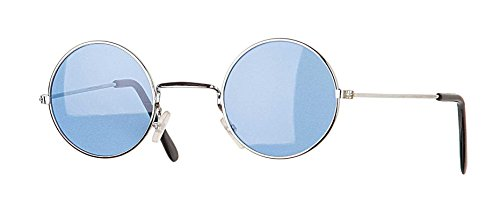 Gafas Beatles o hippie - Rosa, Unica