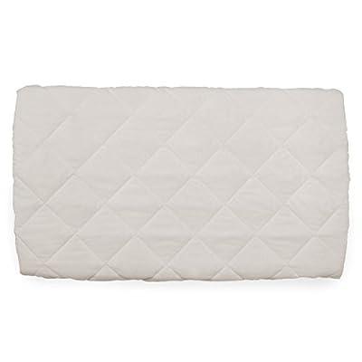 Hauck Bed Me - Sábana ajustable, 80 x 50 cm, color beige