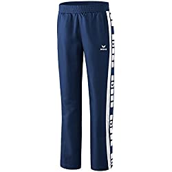 ERIMA Shooter Women's Tracksuit Bottoms Sports 5Cubes blue New Navy/Wei Size:16 by Erima