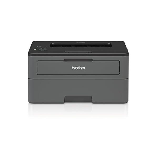 Brother HL-L2375DW Mono Laser Printer | A4 | Print, Duplex Two-Sided Printing & Wireless 314eSiAFFgL