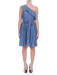 Amazon.it  Michael Kors - Blu   Vestiti   Donna  Abbigliamento e0634aee819