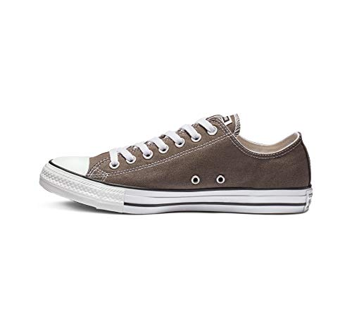 new style 0670e bd1d3 Converse Unisex-Erwachsene Chuck Taylor All Star-Ox Low-Top Sneakers, Grau