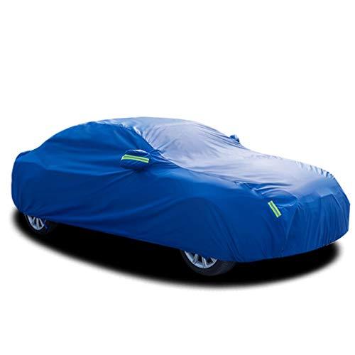 Telo Copriauto Compatibile con Mercedes-Benz Classe SLK Protezione for tutte le stagioni Auto incorporata Lint Addensato Impermeabile Coperture esterne complete Protezione UV Automobili Rifugi esterni