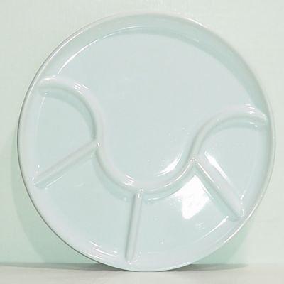 Küchenprofi 2110202200 - Plato Fondue Blanco diámetro: