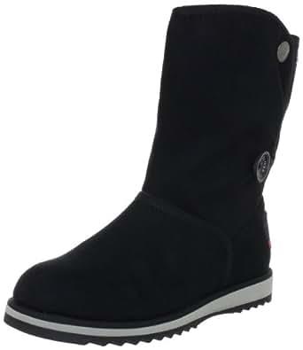 s.Oliver Casual 5-5-26434-39, Damen Boots, Schwarz (BLACK 1), EU 36