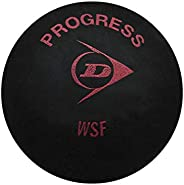 Dunlop PROGRESS 12X 1BBX SQUASH BALL