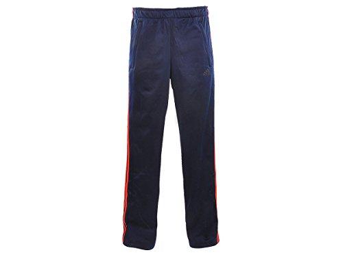 3 Essential Training (adidas Herren Hose Essentials 3-Stripes PES, collegiate navy/solar red, L, S17900)