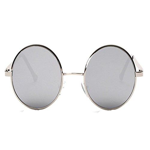 O-C Unisex Classical Flap Jacket 51mm Sunglasses