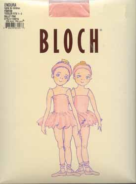 Bloch T0800G PINK Endura Tights Size Large