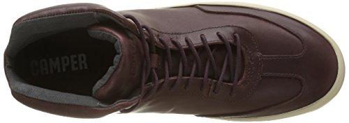 CAMPER Herren Pursuit Hohe Sneakers Rot (Dark Red 001)