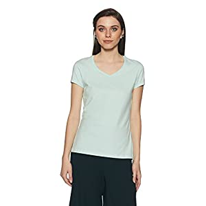 Jockey Women's Cotton V-Neck Tee