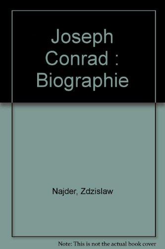 Joseph Conrad : Biographie