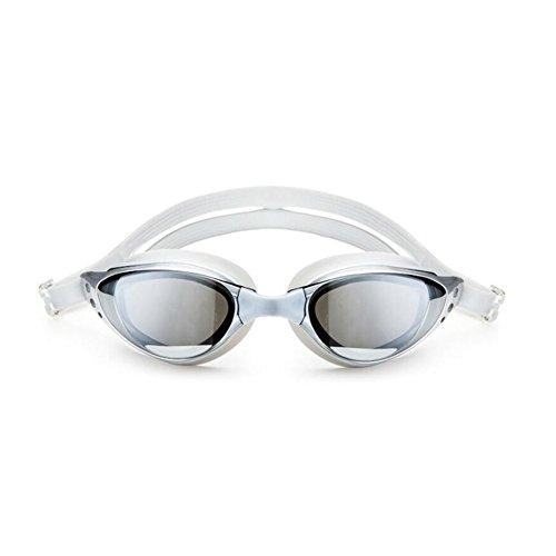 LHF Gafas De Natación Anti-Vaho Gafas De Natación, Aptas para Hombres Y Mujeres Adultos
