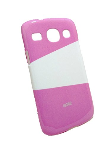 iCandy™ Glossy Hard Back Cover for Samsung Galaxy Core S 8262 -Pink  available at amazon for Rs.99
