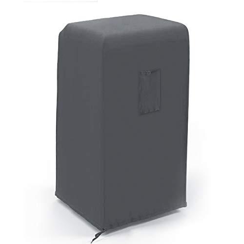 Luxiv tragbare Klimagerät-Abdeckung, grau, tragbare AC-Einheiten-Abdeckung, 151830 Zoll Staubschutz, tragbare Klimaanlage Aufbewahrungstasche für Mobile AC grau