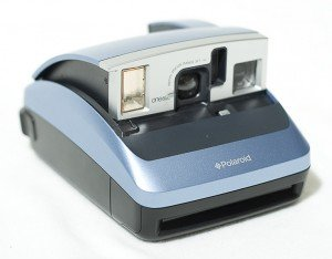 For Sale BLACK SILVER Polaroid One 600 Classic Instant Camera Review