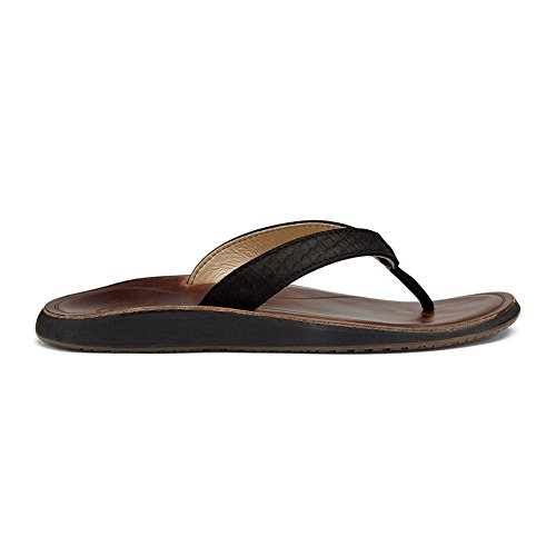 OluKai Pua Women black/bean 40FC