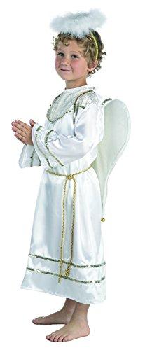 Imagen de disfraz de angelito para niños