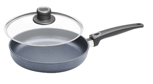 Woll Diamond Plus/Diamond Lite Kochgeschirr-Set 10-teilig Fry Pan w/Lid 9.5-Inch schwarz Fry Pan Lid