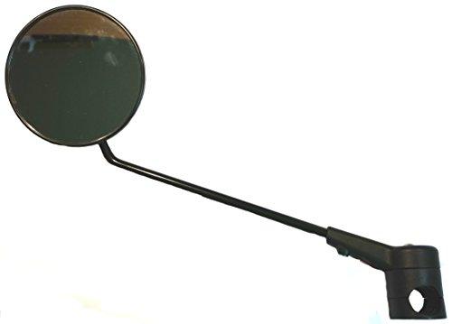 CBK-MS. Fahrradspiegel KRAMPE stabil klappbar ohne Neueinstellung Rückspiegel für E-Bike + Fahrrad