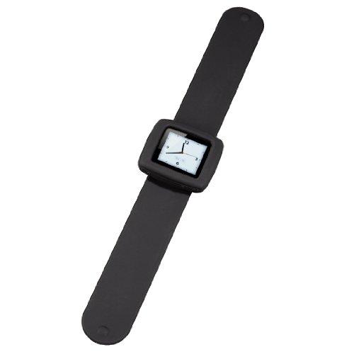 Besten Ipod Nano Armband (Hama Fancy Beat Uhrenarmband für iPod nano 6G grau)