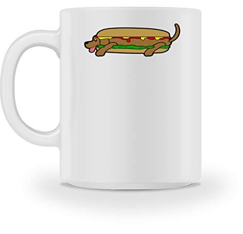 Generico Hot Dog In Tutti I Sensi - Coppa -M-bianco