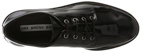 Bronx Bx 1435 Brebirthx, Basses femme Schwarz (Black)