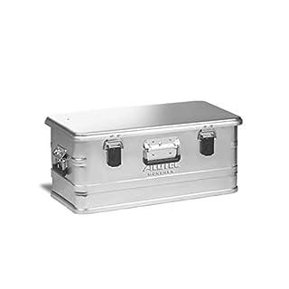 Alutec 47 Liter L 582 x B 385 x H 277 mm Alubox Lagerbox Alukiste Dichtung - C47