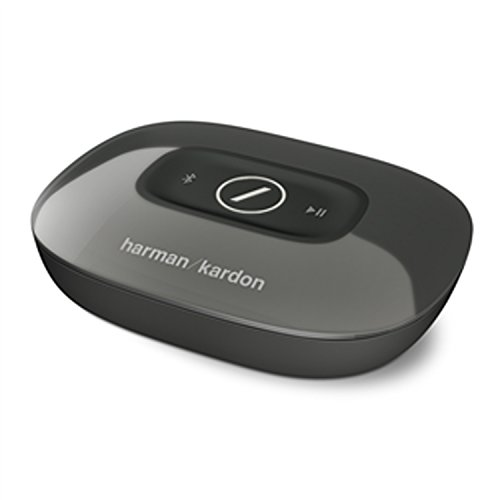 Price comparison product image Harman/Kardon Wireless WiFi HD Adapter with Bluetooth and Firecast for Multi-Channel/Device Surround Sound Streaming - Black