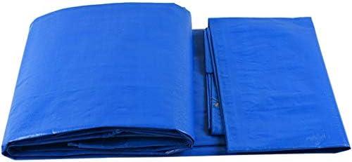 Tela cerata leggera impermeabile blu, copertura impermeabile impermeabile impermeabile foglio di copertura per antivento (dimensioni   2mx3m 6.5ftx10ft) | Il Prezzo Ragionevole  | Credibile Prestazioni  7eddd8