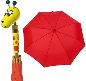 Parapluie Enfant Girafe en Bois