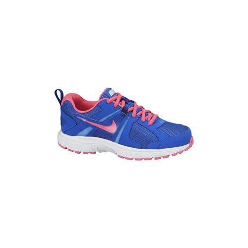 Nike, Scarpe da corsa bambini (Blau/Rosa)