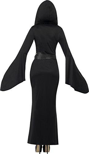 Imagen de smiffy 's–disfraz de lady muerte disfraz para mujer, vestido, cinturón y capa, leyendas de mal, halloween, plus tamaño x2, 45203 alternativa