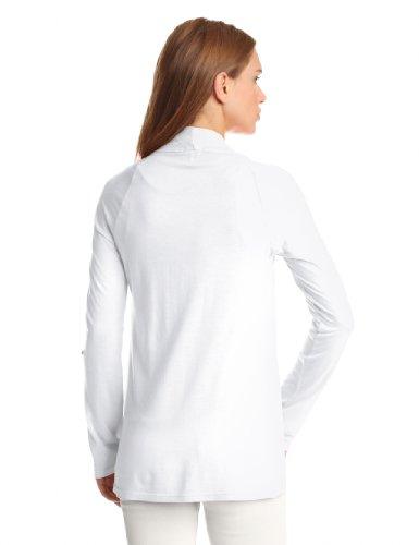Splendid - Cardigan, Manica lunga, Donna bianco (White)